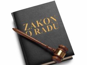 Zakon o izmjenama i dopunama Zakona o radu