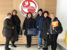 Ženska grupa EKN-a u posjeti kolegicama iz BIH