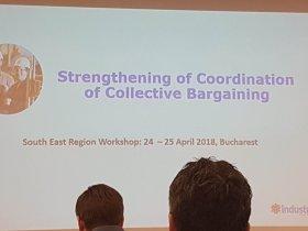Sindikat EKN-a u Bukureštu na međunarodnoj radionici