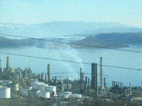 Program zbrinjavanja u Ini i modernizacija Rafinerije Rijeka