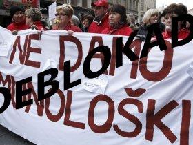 Deblokada Imunološkog tek je kraj početka sindikalne borbe