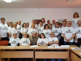 Povjerenici Plive na edukaciji u Topuskom